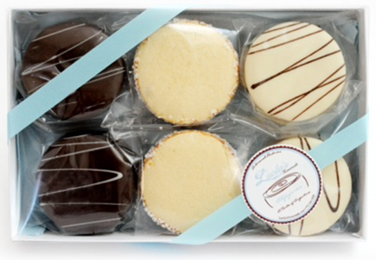 Alfajores from Lucila's