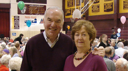 Gene and Rosemary Schulter
